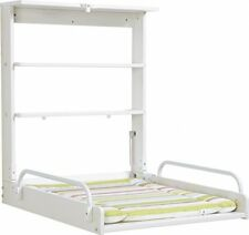 Baby Changing Unit Station Nursery Fold Down Table Cabinet Wall Mounted Changer