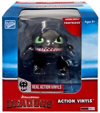 How to Train Your Dragon Action Vinyls Toothless Vinyl Figure