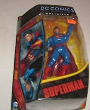 "DC Comics Unlimited SUPERMAN 52 Action Figure New MOC NEW JLA Mattel DCU 6"""