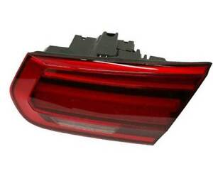 BMW 328d 320i F30 Right Passenger Inner Taillight for Trunk Lid Hatch Genuine