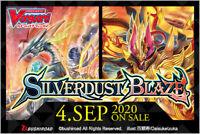4x OF EACH Common Silverdust Blaze | Cardfight Vanguard