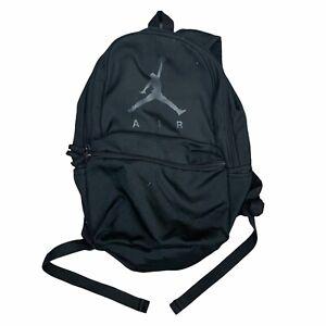 Air Jordan Backpack Black Book Bag Laptop Carry On Luggage School Basketball