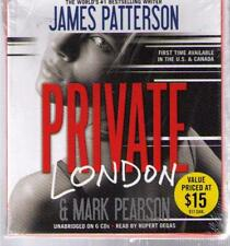 PRIVATE London. by James Patterson CD COMPLETE & UNABRIDGED
