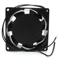 80mm AC110V Cooling Fan Electrical Cabinet Exhaust  2 Wires 8025 80*25mm