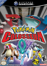 Pokemon Colosseum (Nintendo GameCube, 2004) DISC ONLY!