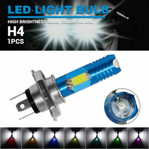 H4 9003 HB2 LED Bulb Hi/Lo Beam White Motorcycle Headlight High Power M4