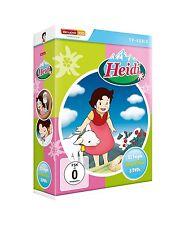 HEIDI KOMPLETTBOX (TV-SERIE,CLASSIC) 52 FOLGEN AUF 8 DVD NEU