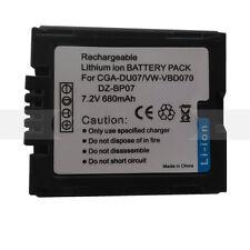 7.2V Li-ion Battery Pack for Hitachi DZ-BP07PW  DZ-BP14S DZ-MV5000E DZ-MV780E