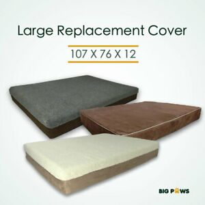 Replacement Cover for Big Paws Large 12CM thick dog beds