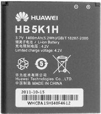 NEW OEM HUAWEI Fusion U8652 Fusion 2 U8655 Ascend II 2 M865 HB5K1H BATTERY