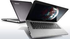 """Lenovo IdeaPad U310 13.3"""" Touch Ultrabook i3-3217U  500GB+24GBSSD Windows 10"""