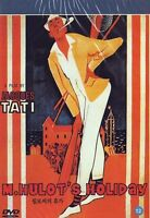 M.Hulot's Holiday, Les vacances de Monsieur Hulot (1953, Jacques Tati) DVD NEW