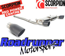 Scorpion Subaru BRZ/Toyota GT86 échappement secondaire CAT BACK nonres BLK ssus 010 C
