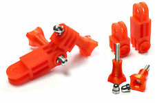 Pivot Arm Senkrecht Mount f. GoPro Go Pro HD HERO 1,2,3 Gelenk Zubehör Red
