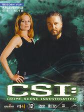 C.S.I. : Seizoen 5 aflevering 1 t.e.m. 12 (3 DVD)