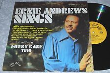 ERNIE ANDREWS Sings with the Fuzzy Kane Trio PHIL-L.A. of Soul RARE LP
