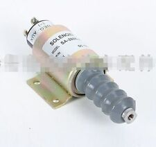 1PC Replacement Diesel Fuel Stop solenoid  SA-2606-A bestplc