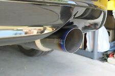 INVIDIA HS12HC2GTT N1 Catback Exhaust for 2012-2014 CIVIC SI Coupe
