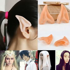 Halloween Costume Elf Fairy Ear Tips Hobbit Vulcan Spock Alien Cosplay Tool