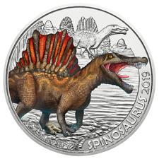 Österreich - 3 Euro 2019 - Spinosaurus Dino-Taler-Serie (1.) - Kupfer-Nickel hgh