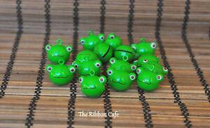 Frog metal pet bell