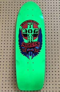 Dogtown DTS Bulldog Design Skateboard Deck reissue - Powell Sims Kryptonics