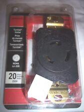 Pass & Seymour Plug L620-RCCV3 Female Plug 20A 250V Plug NEMA L6-20R Plugs L620R