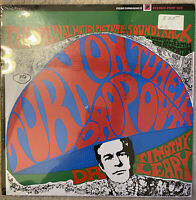Dr Timothy Leary - Turn On, Turn In, Drop Out 1967 Vinyl Reissue PERF 389 Sealed