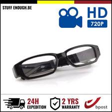 Spy Cam Glasses 720x480p Spycamera DV Camera Photo Video Recorder Micro USB