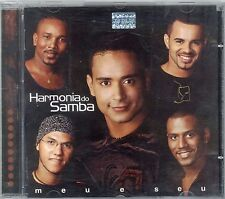 Meu E Seu by Harmonia Do Samba (CD, Dec-2003) Music of Brazil