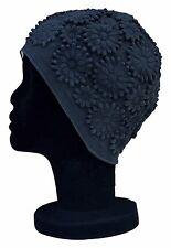 BLUE REEF Látex Chrysanthemum tradicional para mujer clásico vintage