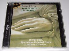 Louis Vierne: Symphony No. 2; Les Angélus (CD, 2000, Helios) new