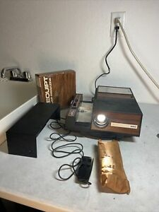 Vintage Airequipt 660 Slide Projector Tested Working Unit