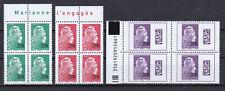 Saint-Pierre et Miquelon Marianne l'engagée stamp surcharge overprinted SPM RARE