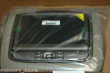 Authentic Nissan Headrest DVD Beige leather – Murano  999U8-CV001