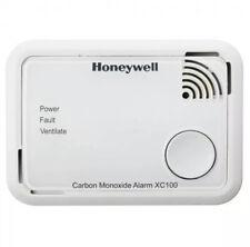 Honeywell XC100 Carbon Monoxide Alarm Detector X-Series