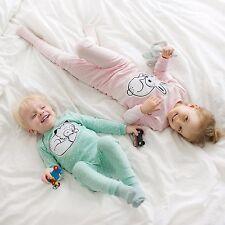"""Vaenait Baby Toddler Kids Boys Girls Clothes Pajamas Set """"Drawing Set"""" 12M-7T"""