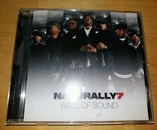 NATURALLY 7 ---- WALL OF SOUND  ---- RARE INDIE R&B CD ALBUM