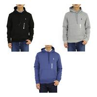 Polo Ralph Lauren Pullover Performance Jersey Hooded Hoodie Sweatshirt -3 colors