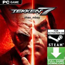 Tekken 7 PC STEAM KEY GLOBAL [KEY ONLY!] Fight Fighting FAST DELIVERY!