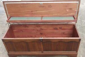 lane cedar chest vintage