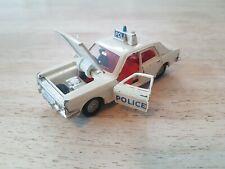 Dinky 255 Ford Zodiac Police Car