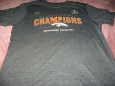 NFL Football Denver Broncos Super Bowl Champions Youth Size Large 14/16  T-Shirt