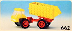 LEGO Town Dump Truck (662) (Vintage)
