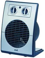 EWT Schnellheizer, Heizlüfter Clima Futur 100 TLS, 5 Schaltstufen, Thermostat