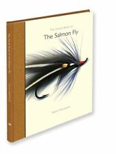 THE HARDY BOOK OF THE SALMON FLY, HARWOOD - Medlar Press Fly Fishing Book