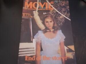 Jane Fonda - The Movie Magazine 1981