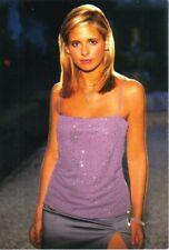 Buffy the Vampire Slayer 4 x 6 Photo Postcard Buffy 3/4 Shot #2 New Unused