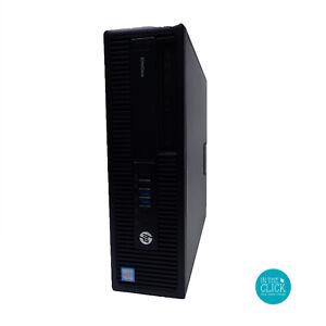 HP EliteDesk 800 G2 SFF i5-6500 8GB 256GB SSD PC SHOP.INSPIRE.CHANGE