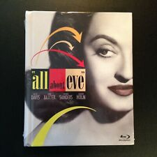 All About Eve Blu-ray, DigiBook, 60th Anniversary, Limited Edition, Bette Davis